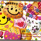 Kamio Japan Joyous Decoration Memo Pad Kawaii