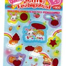 Crux Japan Petit Fushigi Seal Sticker Sheet (Sweet Usatan) Kawaii