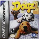 Game Boy Advance GBA Dogz Video Game by Ubisoft