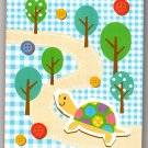 Daiso Japan Stroll of Turtle Memo Pad Kawaii