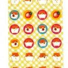 Sun Star Japan Hamu Hamu Hamuchu Hamster Sticker Sheet (A) Kawaii