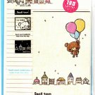 Crux Japan Small Town Letter Set with Stickers Kawaii