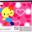 Sanrio Japan Usahana Coupon Memo Pad with Stickers Kawaii