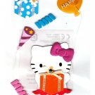Sanrio License Hello Kitty Sticker Collage Kawaii