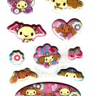Sanrio Japan Cinnamoangels Puffy Sticker Sheet Kawaii
