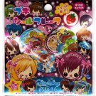 Kamio Japan Jewelry Girls Sticker Sack Kawaii
