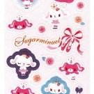 Sanrio Japan Sugarminuet Sticker Sheet Kawaii