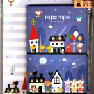 Kamio Japan Roporopo Letter Set with Stickers Kawaii