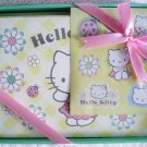 Sanrio Japan Hello Kitty Spring Cards with Stickers Kawaii