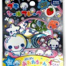 Kamio Japan Awawa Chan Sticker Sack (A) Kawaii