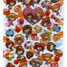 Crux Japan Sweet Crunch Sticker Sheet Kawaii