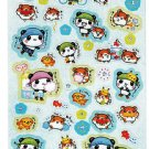 Q-Lia Japan Omaturi Kopamuda Sticker Sheet Kawaii