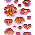 Sanrio Japan Cinnamoangels Puffy Sticker Sheet (A) Kawaii
