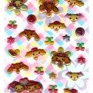 Sanrio Japan Cinnamoangels Puffy Sticker Sheet (B) Kawaii