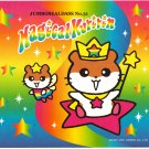 Sanrio Japan Kuririn Hamster Magical Kuririn Jumbosealdass Sticker Booklet 2001 Kawaii