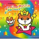 Sanrio Japan Kuririn Hamster Magical Kuririn Jumbosealdass Sticker Booklet 2001 Kawaii