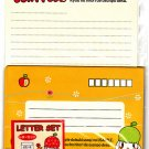 Daiso Japan Usapple Letter Set (B) Kawaii