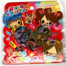 Kamio Japan Mini Mini Party Jewel Sticker Sack (B) Kawaii