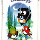 Sanrio Japan Pata Pata Peppy Mini Envelopes with Stickers 1995 Kawaii