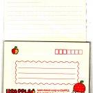 Daiso Japan Usapple Letter Set (E) Kawaii
