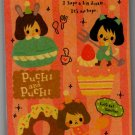 Crux Japan Puchi and Puchi Mini Memo Pad Kawaii