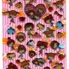 Crux Japan Sweet Crunch Puffy Sticker Sheet Kawaii