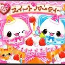 Crux Japan Sweet Party Mini Memo Pad Kawaii