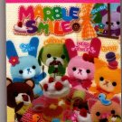 Kamio Japan Marble Smile Mini Memo Pad Kawaii