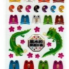 Mind Wave Japan Feng Shui Lucky Charms Sticker Sheet Kawaii