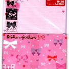 Q-Lia Japan Ribbon Fashion Letter Set with Stickers Kawaii