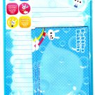 Y-Mail Japan Bubbles Rabbits Letter Set with Stickers Kawaii