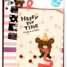 Mind Wave Japan Happy My Time Letter Set Kawaii