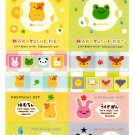 San-X Licensed Nakayoshi Net Long Sticker Sheet (B) Kawaii