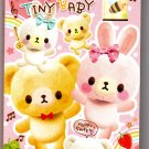 Q-Lia Japan Hello Tiny Baby Book-Shaped Memo Pad Kawaii