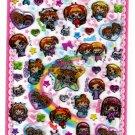 Q-Lia Japan 12 Happy Angels Epoxy Sticker Sheet Kawaii