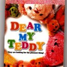 Mind Wave Japan Dear My Teddy Mini Memo Pad Kawaii