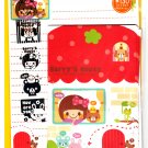 Q-Lia Japan Berry's House Letter Set with Stickers Kawaii