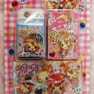 Crux Japan Girls Type Box Erasers Set Kawaii
