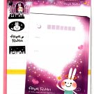 Mind Wave Japan Angel Rabbit Letter Set with Stickers Kawaii