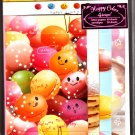 San-X Japan Happy Colors Happy Time Letter Set 2009 Kawaii