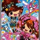 Kamio Japan Airy Angels Mini Memo Pad Kawaii