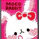 Kamio Japan Moco Rabbit Mini Memo Pad Kawaii