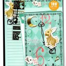 Crux Japan Dreamy Rabbit Letter Set with Stickers Kawaii