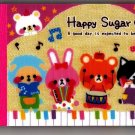 Kamio Japan Happy Sugar Mini Memo Pad Kawaii