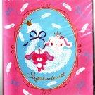 Sanrio Japan Sugarminuet Letter Set with Stickers in Folder 2008 Kawaii