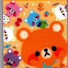 Kamio Japan Happy Sugar Mini Memo Pad (B) Kawaii