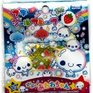 Kamio Japan Awawa Chan Sticker Sack (C) Kawaii