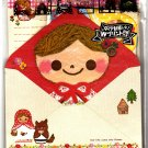 Kamio Japan Matpewka Letter Set with Stickers Kawaii