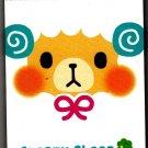 Q-Lia Japan Creamy Sheep Mini Memo Pad Kawaii
