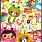 Q-Lia Japan Candy Dolls Mini Memo Pad (D) Kawaii